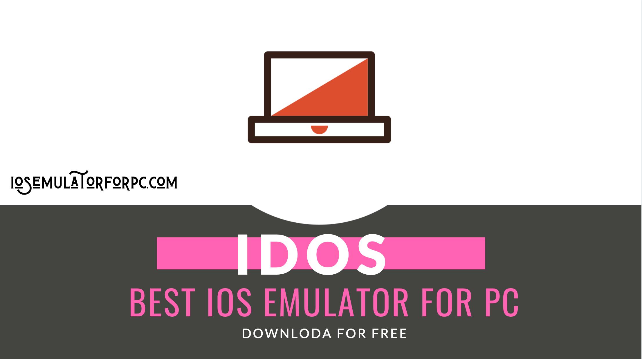 IDOS ios emulator